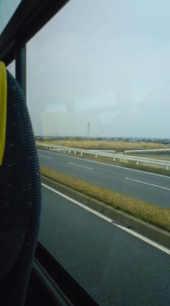 春風とバス日和