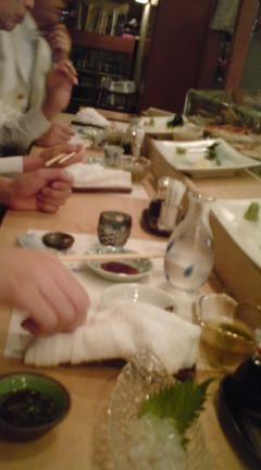 天野家寿司ライブ