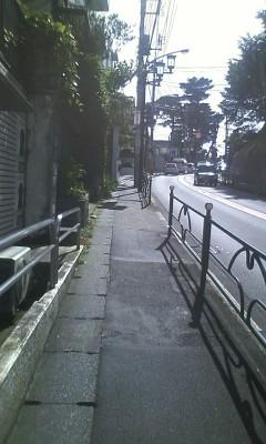 武蔵野あたり